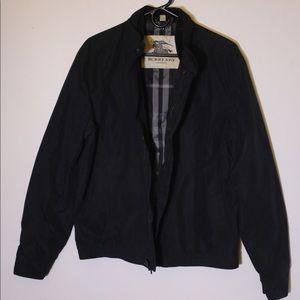 Burberry London mix polyester jacket size Large